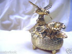 MUSIC BOX - IN CANADA  EH! Moving Hummingbird, WORKING,VINTAGE Japan 19