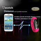 Waterproof Bluetooth Smart Wrist Watch Phone Bracelet For IOS Android  DX