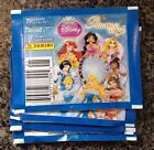 Lot of 39 Panini Disney Princess Style Stickers 7 stickers per pack CHEAP!