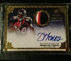 2010 Topps Five Star 5 Star Demaryius Thomas RC Auto 3 CLR Patch #4 40