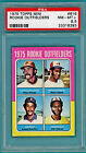 1975 Topps Mini Jim Rice RC – #616 PSA 8.5! Red Sox! HOF!
