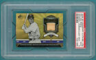 2006 SP Legendary Cuts, Pee Wee Reese Game Used Bat #BC-PW PSA 9! POP 2! Dodgers