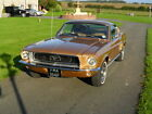 1968 Ford Mustang Fastback 390 GT S Code