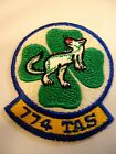 USAF PATCH 774 TACTICAL AIRLIFT SQUADRON US AIR FORCE MILITARY PATCH