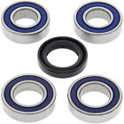 ALL BALLS BEARING/SEAL KIT WHEEL Fits: Suzuki DR650SE,DR-Z250,RMX250 25-1051