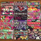 NWT- Authentic Vera Bradley - Euro Wallet  - New with Tags