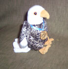 VALOR - THE EAGLE - BEANIE BABY-TY-RARE STORE EXCLUSIVE-NEW W/TAG: 2003 =RETIRED