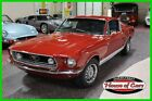 Ford  Mustang MUSTANG SHELBY BOSS GT 1968 ford mustang fastback