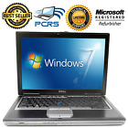 DELL Latitude Laptop Computer Core 2 Duo 40GB WiFi DVD Windows 7 Notebook HD