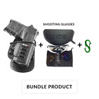 SW Smith Wesson Bodyguard 380 Fobus Paddle Holster For SW Body Guard 380