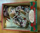 NEW Soft Expressions Fine Bisque Porcelain Animated Wind Up Musical Doll