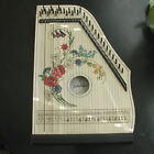 Vintage JUBELTONE Concert Salon Wood Case HARP 33 Strings West Germany