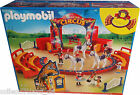 Playmobil 5057 Big Circus Arena with LED lighting + CLOWNS 4787 NEW MISB
