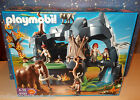 Playmobil 5100 STONE AGE CAVE with BIG MAMMOTH & Cavemen and more NEW MISB