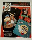 NEW Vintage DAISY KINGDOM #694 GHOSTLY THINGS Trick Treat No Sew Fabric Applique