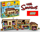 LEGO EXCLUSIVE The Simpsons House 71006 Collector's Item Playset NIB SEALED