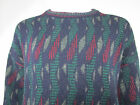 Maglificio Florence Italy Lana Wool Acrylic Blend Pullover Sweater Size XL