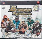 2012 BOWMAN SIGNATURES FOOTBALL FACTORY SEALED HOBBY BOX