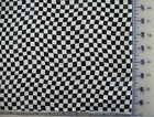 1 Yard Cotton Checkered Fabric Sewing Quilting END OF BOLT SALE