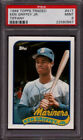 Ken Griffey Mariners 1989 Topps Traded Tiffany #41T Rookie Card rC PSA 9 Mint