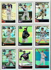 2011 TOPPS LINEAGE DIAMOND ANNIVERSARY REFRACTOR COMPLETE 200 CARD SET