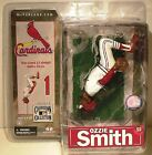 2007 MCFARLANE COOPERSTOWN COLLECTION SERIES 4 OZZIE SMITH ST LOUIS CARDINALS