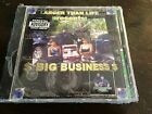 Big Business CD Larger Than Life Presents: NEW CD OOP RARE INLAND EMPIRE G-FUNK