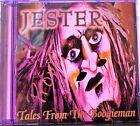 Jester - Tales From The Boogieman (CD, 1997, GBI Records, US INDIE) Promo RARE