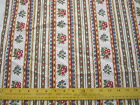 Gorgeous Pierre Deux Colorful Avignonet Bordure French Country Stripe Fabric