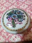 Porcelain Music Box round Heritage House Classics Yesterday Beatles 3