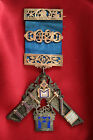 Lot Philadelphia Masonic Jewels Past Master 482 Athelstan 1877 1884 1885