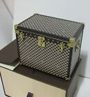 Louis Vuitton Objet of Damier 1895 trunk , novelty VIP from Japan    QXQ