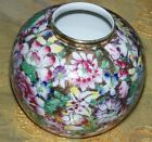 High Quality Chintz Hand Painted Asian Porcelain Vase 4