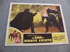 The Son of Monte Cristo Movie #47/1367 3 Starring Louis Hayward lobby card