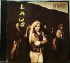 Laos - We Want It (CD, 1990, Teldec Record Service GmbH, Germany) VERY RARE ORIG