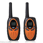 FLOUREON 22 Channel Twin Walkie Talkie UHF 2-Way Radio 3KM Long Range Interphone
