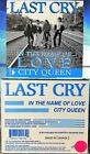 Last Cry - In The Name Of Love (CD, 1993, Joste Records, US INDIE) RARE