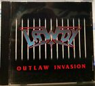 Lawdy - Outlaw Invasion (CD, 1990, No Remorse Records, Germany) RARE
