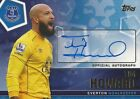 2014-15 TOPPS PREMIER CLUB SOCCER TIM HOWARD AUTOGRAPH 12 50 EVERTON