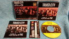 TOWER CITY A little bit of fire CD JAPAN 13 Trx KICP-562 Work Of Art AOR b3957