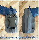Deep Concealment Custom Kydex Holster for Sig Sauer P938 Handgun IWB