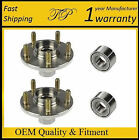 Front Wheel Hub  Bearing Kit fit Toyota Echo 2000 2005 PAIR