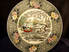 Currier and Ives plate 10 5