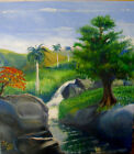 THE CREEK/ EL RIACHUELO (OIL ON CANVAS) 16