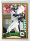 2011 Topps Pro Debut Jean Segura Gold RC #d 23 50 Brewers