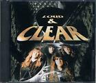 LOUD & CLEAR - s/t CD JAPAN Killer AOR TNT Tyketto Signal MICY-1030