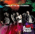 POMPEI NIGHTS – Rather die than livin' CD JAPAN Crazy Lixx Crashdiet SPIN-26