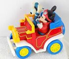 Vintage Donald Duck and Mickey Mouse Jeep Toy SOLD AS IS