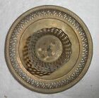 India Vintage Brass Art Deco Piece Over 50 Years Old Nice Hand Work. In752