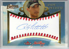 ANDY PETTITE 2004 FLEER SWEET SIGS AUTO 18 30 AUTOGRAPH